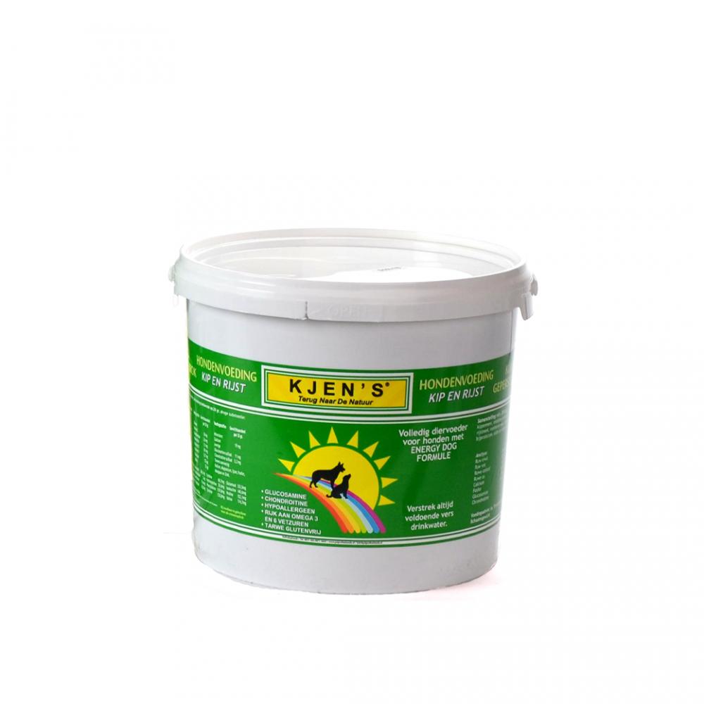 KJEN'S Kip & Rijst (3,5kg)