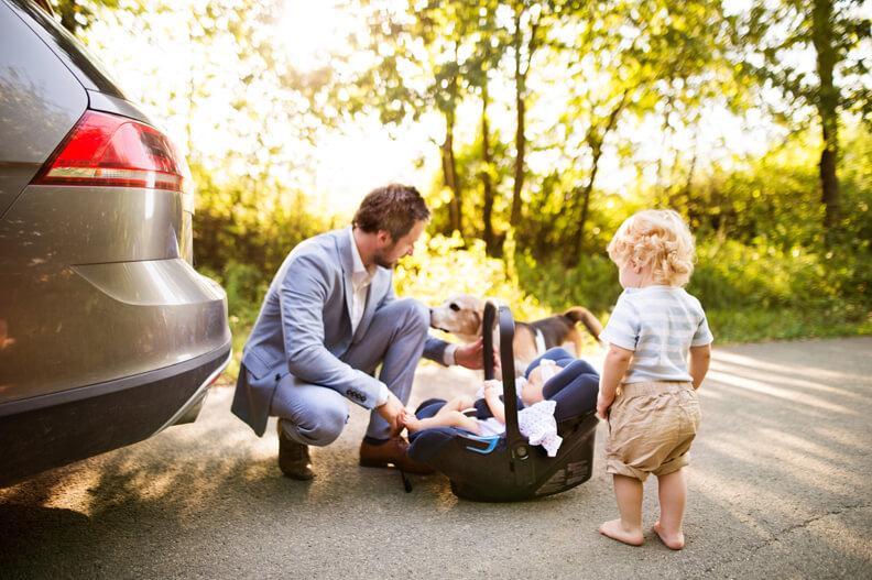 Zes tips om je hond kennis te laten maken met je baby